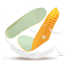 1pair For Sport Shoes Pad Unisex Thickening Shock Absorption Basketball Football Pads Silicone Soft Insole