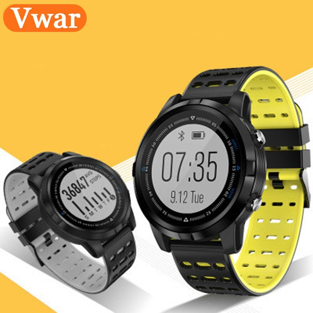 N105 GPS Smart Watch IP68 Waterproof Smartwatch Dynamic Heart Rate Monitor Multi-sport Men Swimming Running Sport Watch
