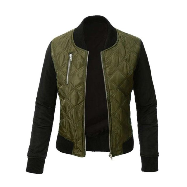 Winter Spring Jacket Women Bomber Jacket Coat Short Slim Jacket Coat Veste Militaire Women Jackets