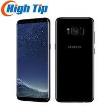 Original Unlocked Samsung Galaxy S8 G950U 4G LTE Android Mobile Phone Octa Core 5.8