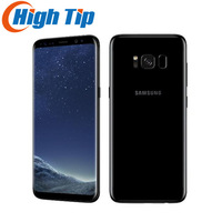 Original Unlocked Samsung Galaxy S8 G950U 4G LTE Android Mobile Phone Octa Core 5.8 12MP Fingerprint 4GB ROM 64GB 3000mAh