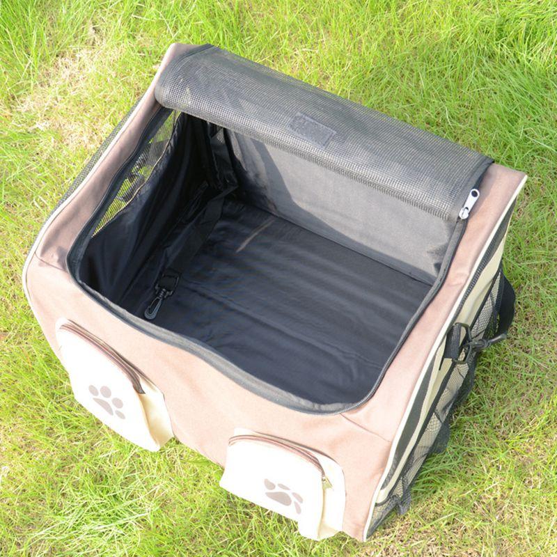 Δερμάτινη τσάντα για τα αυτοκίνητα - Προϊόντα κατοικίδιων ζώων - Φωτογραφία 4