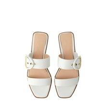 Women Sandals Summer Flats White Sandals Women Beach Shoes