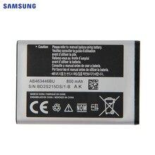 SAMSUNG Original Battery AB463446BU AB043446BE For Samsung M2310 M620 S139 S169 S189 E2330 E500 X508 X520