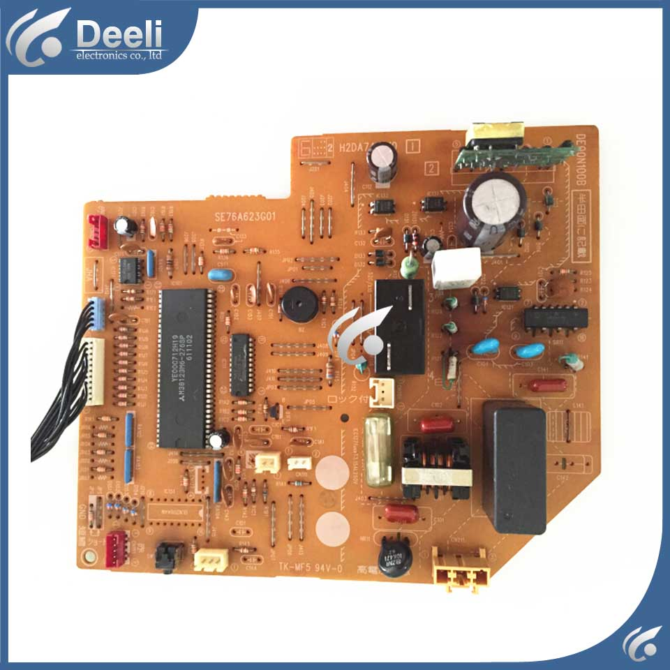95% new good working for air conditioning Computer board SE76A623G01 control board hot and cold