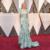 Cate Blanchett em 2016 Oscars lindo vestidos de celebridades com 3D flores sereia verde da hortelã Vestido de noite Vestido de Festa