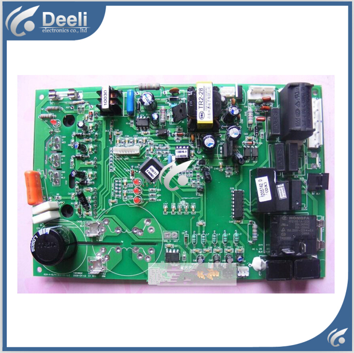 95% new good working and new for Hisense air conditioner computer board KFR-60L/36BP RZA-4-5174-312-XX-3 board on sale new air conditioner universal board qd u10a refit universal board computer board control board