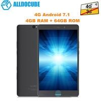 Сайт ALLDO cube X1 Телефонный звонок Планшеты 4 ГБ, 64 ГБ и 2560*1600 МТК X20 MT6797 Дека Core cube X1 8,4 дюйма Android 7,1 двойной 4G Tablet Pc