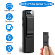 цена на Boblov A3 Body Worn Camera Mini Voice Recorder Infrared Night Vision Cameras SD Snapshot Loop Recording Cam Motion Detection