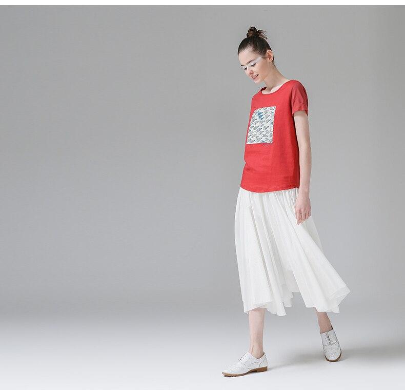 HTB1qrSQPXXXXXb6XpXXq6xXFXXX1 - t shirt femme 2017 Summer Fish Tees Tops O-Neck