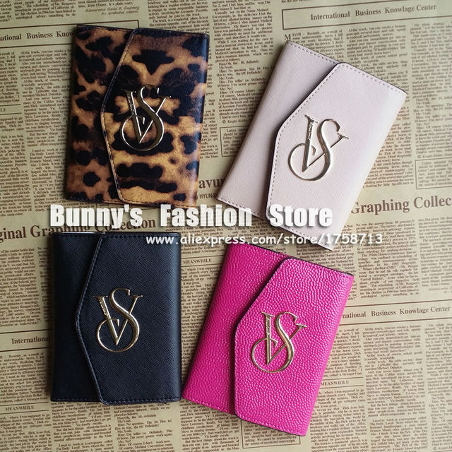 8966584dbe New Leather women s brand Pink Passport Holder Covers Ticket Bag Fashion  leopard Travel ID Card Case Wholesale Free Shipping