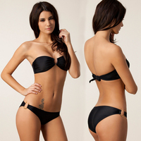 Fashion Designer HOT Wholesale U Ringed 2013 Sexy Bikini Swimwear