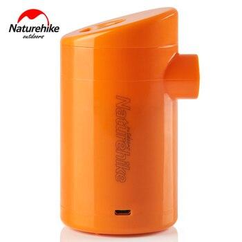 Naturehike Mini Inflatable Pump Sleeping Pads Air Mattresses 5
