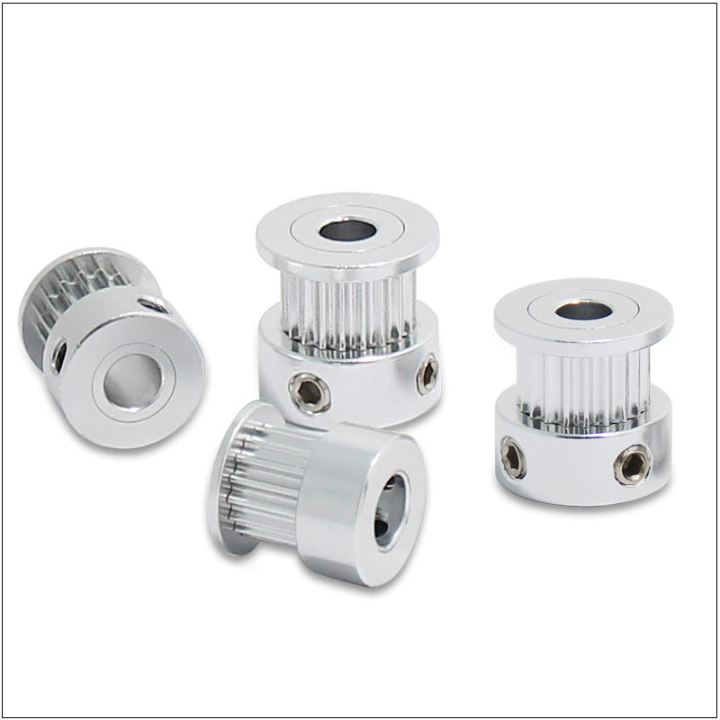 GT2-Timing-Pulley-16-Tooth-2GT-20-Teeth-Aluminum-Bore-5mm-8mm-Synchronous-Wheels-Gear-Part-(3)