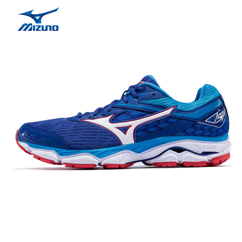 MIZUNO Men WAVE ULTIMA 9 Cushion Running Shoes Support Sports Shoes Stable Light Weight Sneakers J1GC170904 XYP615