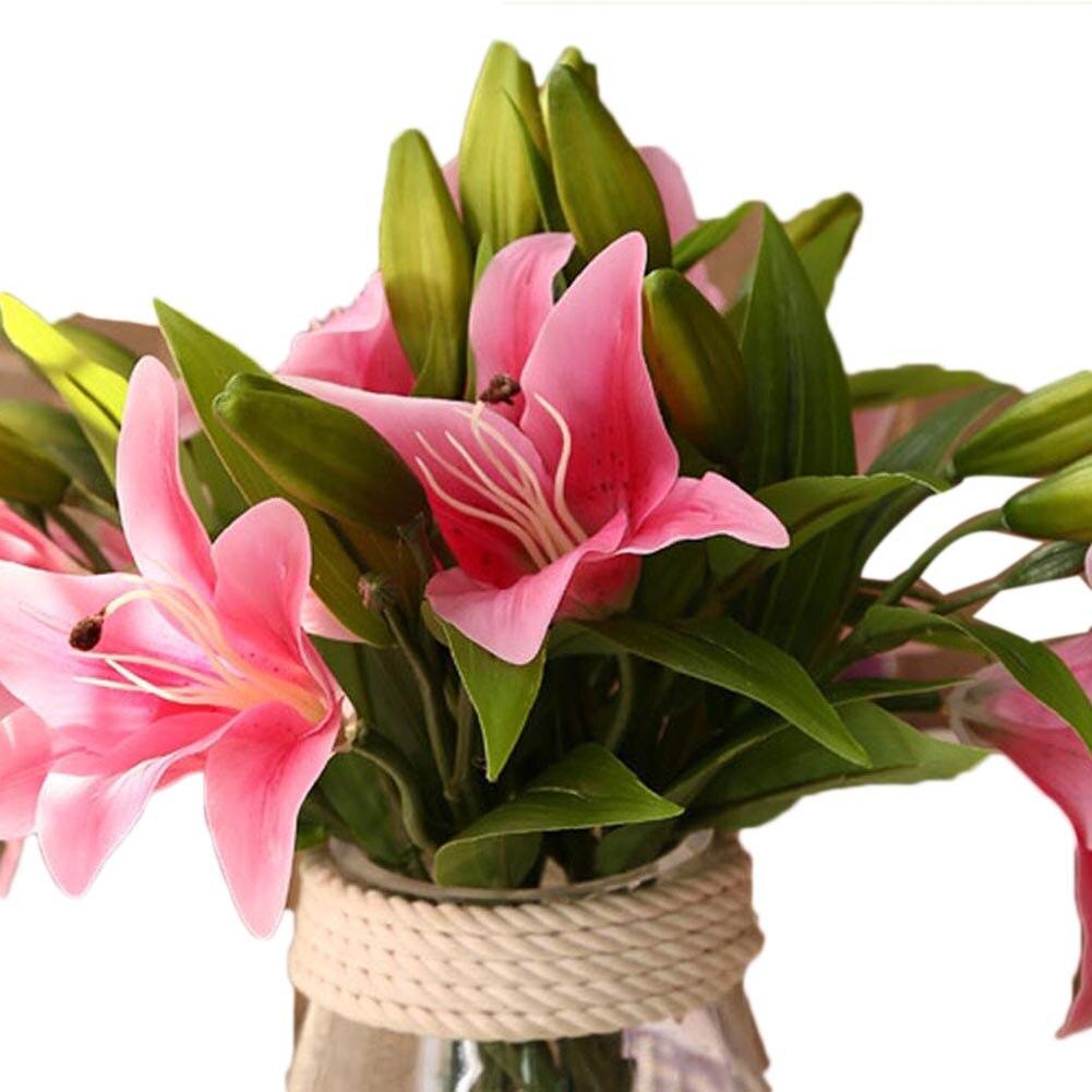 artificial flowers lilis promotionshop for promotional artificial, Beautiful flower