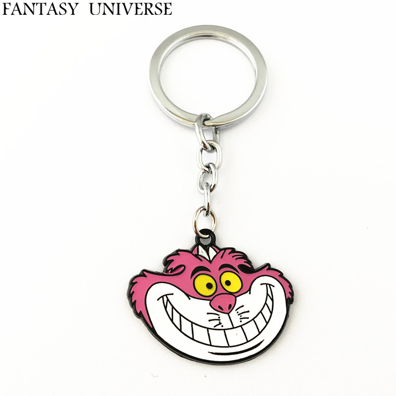 FANTASY UNIVERSE Freeshipping 20pc a lot Alice in Wonderland key chain HRXFSHYTG03-in Key Chains from Jewelry & Accessories    1
