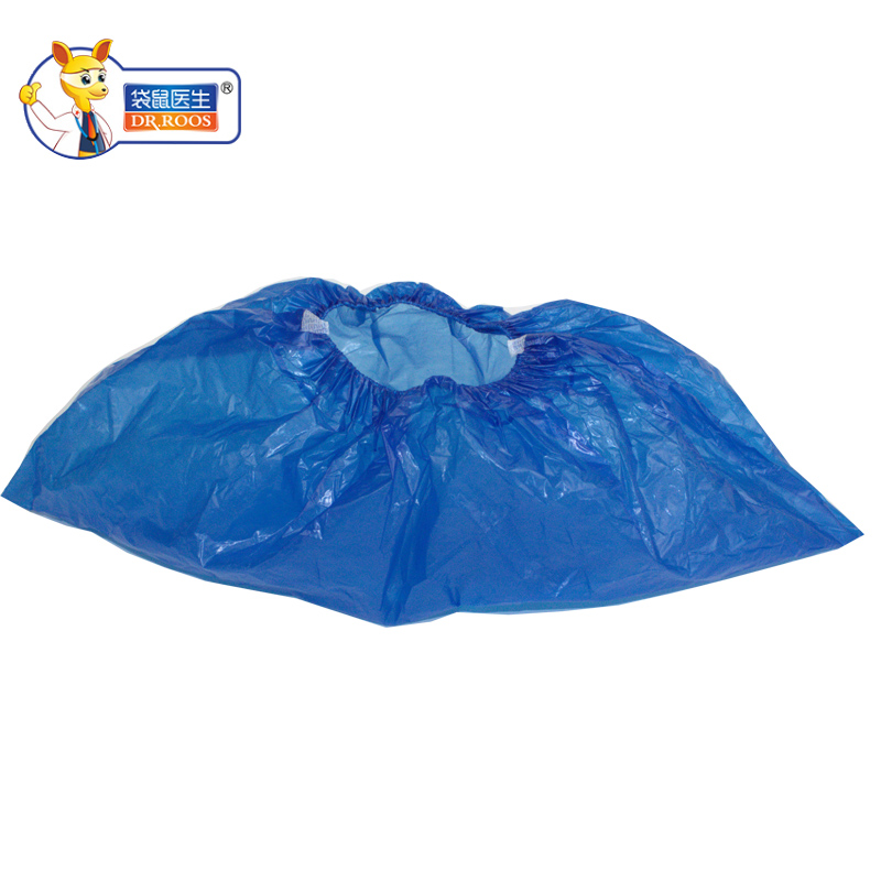 100pcs/pack Disposable Shoe Covers Carpet Protection Floor Protector