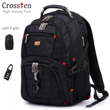 Free shipping Original Swiss 15.6 inch laptop bag  Multifunctional  backpack  8112