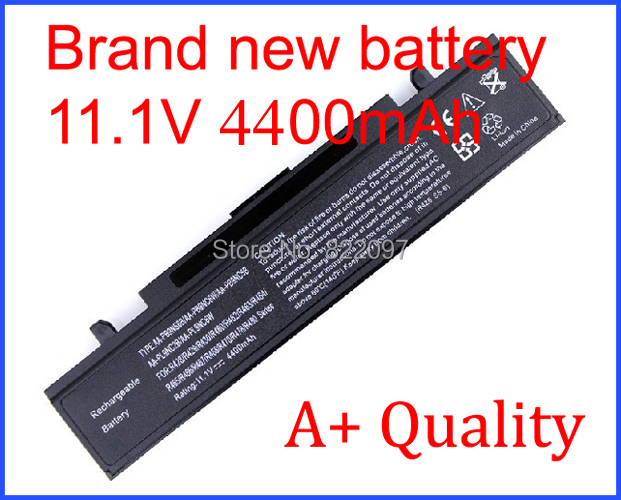 New laptop battery AA-PB9NS6B AA-PB9NS6W AA-PL2NC9B for Samsung R467 R468 R428 R429 NP-R518 Q210 Q310 R480 R620 Series
