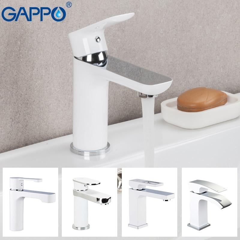 Смеситель для раковины GAPPO, латунный Смеситель для ванной, кран для раковины, кран для ванны, кран для раковины-in Смесители для бассейна from Товары для дома