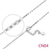 CN04 Heißer verkauf mode Halskette für frau schmuck gold/silber/rose farbe tasche