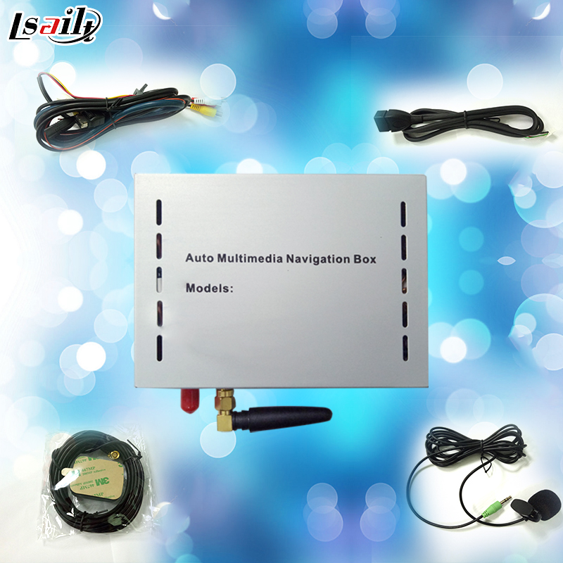 Android 6.0 2G RAM 1.6Ghz Special Android Navigation Box For Pioneer DVD Support TMC , Network Map , Facebook , Google Play