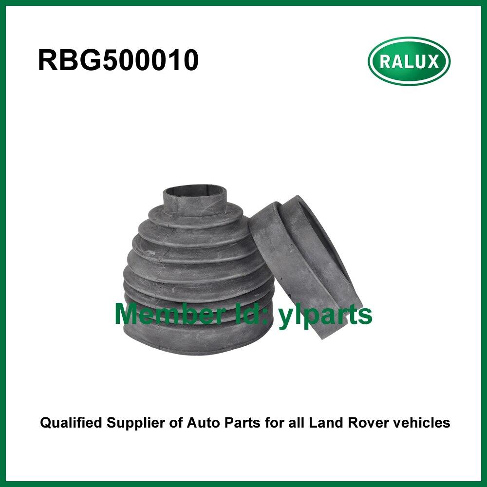 Prix pour RBG500010 Nouvelle auto avant suspension pneumatique boot pour LR3 Discovery 3 LR4 Discovery 4 Range Rover Sport 2005-2009,2010-2013 voiture boot