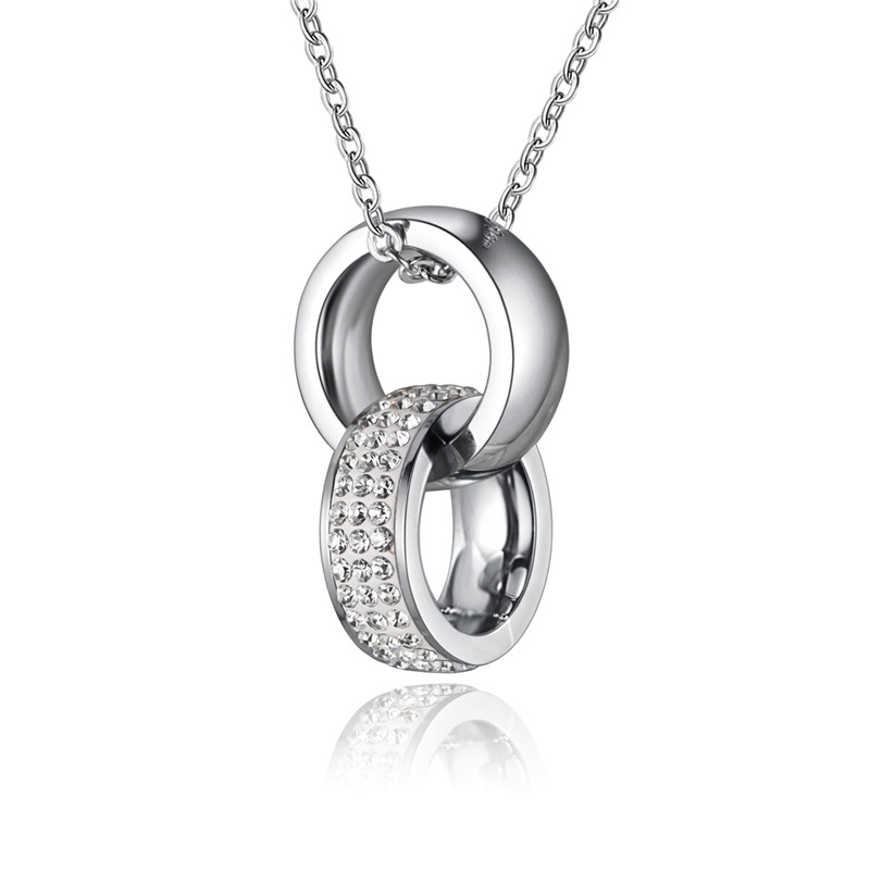 2015 trendy 316l stainless steel necklaces pendants for