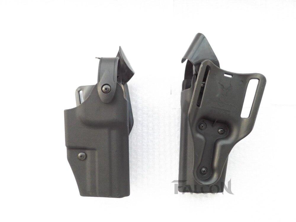 Safariland Tactical USP 6320 Cinturón Negro Funda para Caza Ejército Equipo Mili