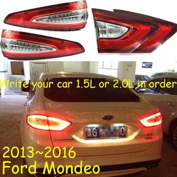 Car bumper lamp for Mondeo taillight fusion,Sedan car,2013~2016y LED for Mondeo rear light car accessories Monde fog light