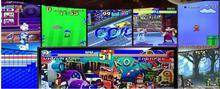 999 arcade output CRT