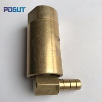 Copper Water Swivel For Big Glass Machine Marble Ceramic Glass Drilling Watering