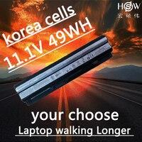 HSW 11.1V 49WH Battery BTY S14 BTY S15 CR650 CX650 FR400 FR600 FR610 FR620 FR700 FX400 GE70 FX420 FX603 FX610