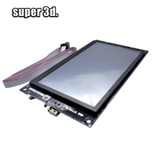 "Touch Screen 7 inch  MKS TFT70 Version1.1 Size of screen 7.0""  LCD Module  3D printer  Circuit Board display  Screen colorful"