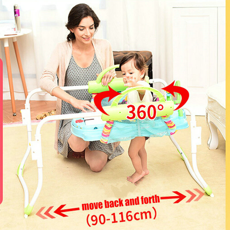 BABYTHRONE child walker with light, toddler walker with adjust height, musical baby walker