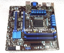 100% Working Desktop Motherboard For MSI Z77MA-G45 LGA1155 System Board Fully Tested