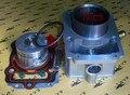 Lf200 с водяным охлаждением цилиндр комплект ассамблея мотоцикл скутер цилиндра поршневые кольца комплект