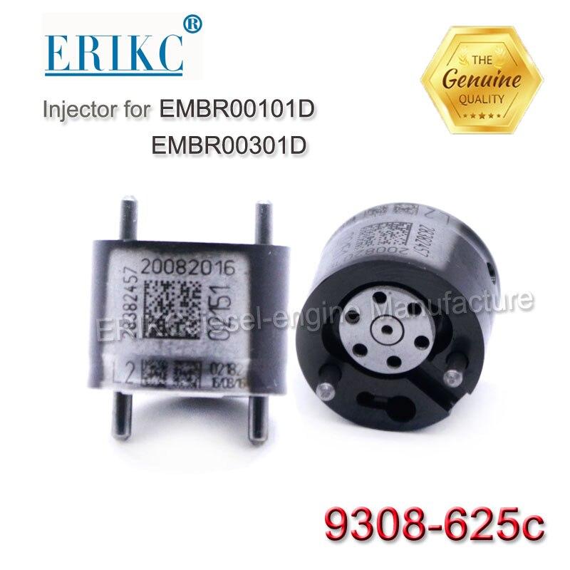ERIKC 9308625C véritable vanne de Rail 9308 625C ensemble de soupape de commande d'injecteur 28346624 28297167 pour EMBR00101D, EMBR00301D, 28231014