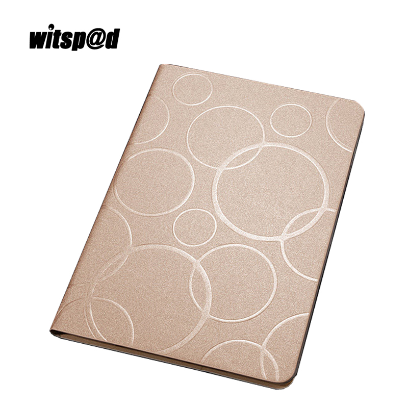 Witsp@d Tablet ebook Case for ipad air 2, New 2017 protective case for iPad 2 3 4 Tablet PC for Mini 4 2 Cover PU Leather Stand