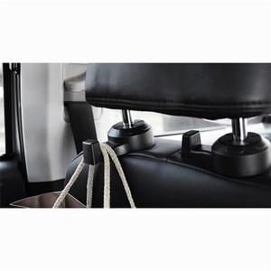 Image 5 - 2Pcs Universal Car Truck Suv Seat Back Hanger Organizer Hook Headrest Holder Backrest Hook For Automobile
