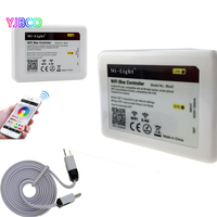 New DC5V Mi Light Wireless Wifi IBox2 Controller Compatible With IOS Andriod System Wireless APP Control
