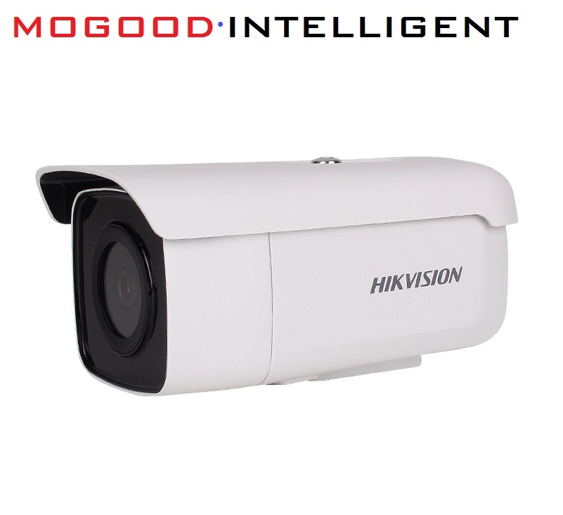 HIKVISION Ultra-Low Light DS-2CD3T86FWDV2-I5S IP Bullet Camera 8MP H.265 Support ONVIF PoE IR 50M Waterproof Outdoor