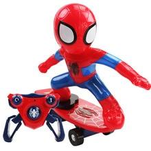 Электрический Дистанционное управление странные скутер детей Дистанционное управление акробатика stunt car