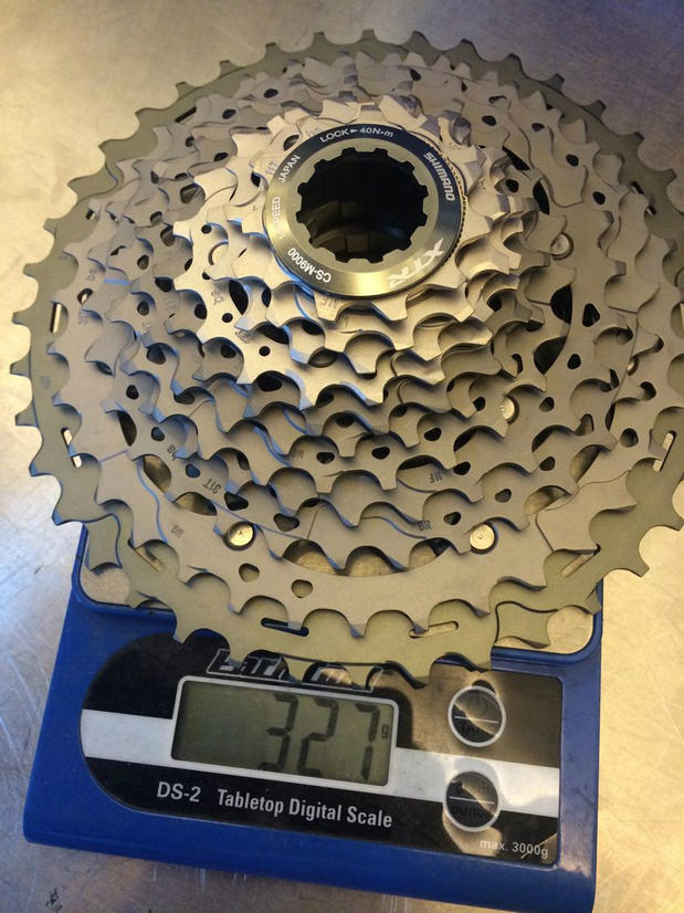 NEW 2017 Shimano XTR 11 Speed Mountain MTB Bike Cassette CS M9000: 11 40