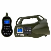 Outdoor Hunting Decoy Bird Caller Mp3 Player Bird Sound Loudspeaker Amplifier With Remote Control 127dB Sounds