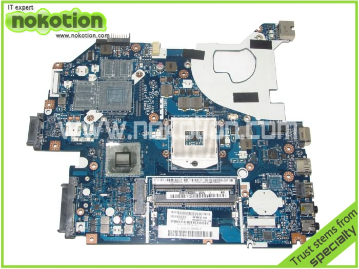 NOKOTION MBRGK02003 P5WE0 LA-6901P Laptop motherboard for ACER Aspire 5750 MB.RGK02.003 Mainboard full test fender squier jim root telecaster flat white