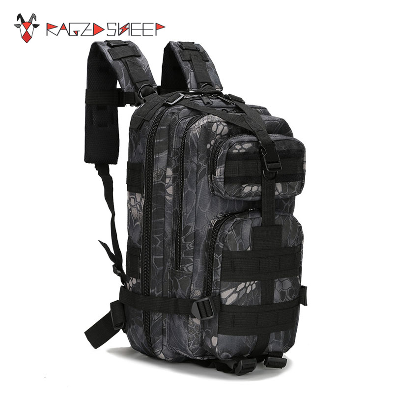 Raged Sheep Army Backpack Molle Military Bag Trekking Camouflage Bagpack Men Women Travel Mochilas Masculine