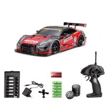 RC автомобиль для GTR 4WD Дрифт гоночный автомобиль Чемпионат 2,4 г внедорожный Rockstar радио транспортное средство с дистанционным управлением электронные хобби игрушки