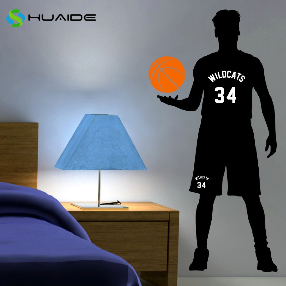 Buy basketball bedroom decor and get free shipping on AliExpress.com 1c6bfd2ff